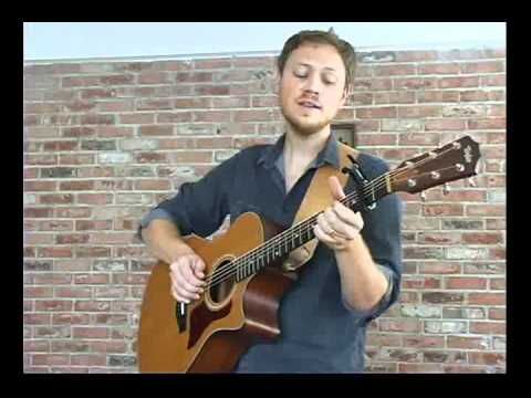 Andrew Peterson ~ Fool With A Fancy Guitar: great song by one of my heroes.