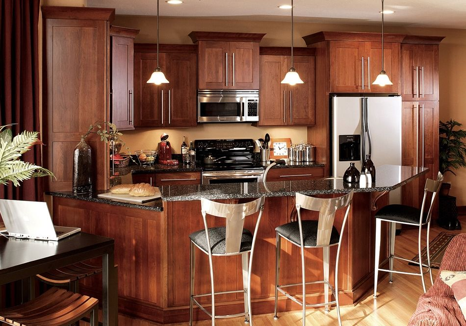 Kitchens | KabCo Kitchens  Small Spaces