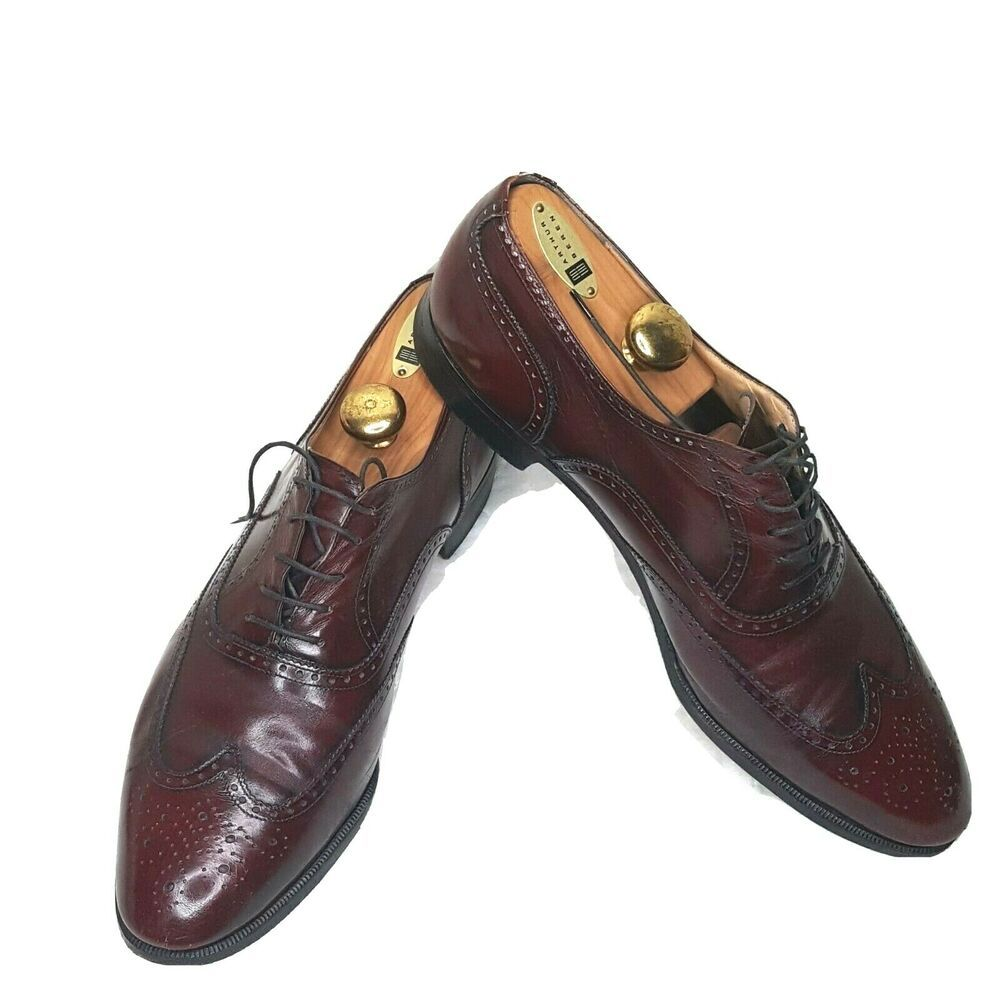 Park Art|My WordPress Blog_Mens Burgundy Dress Shoes Size 11