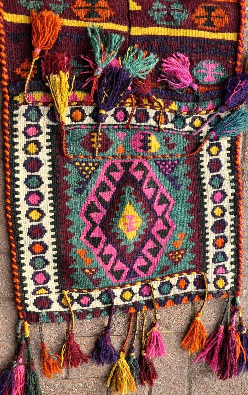 colorful textile | coquita | house interior exterior garden