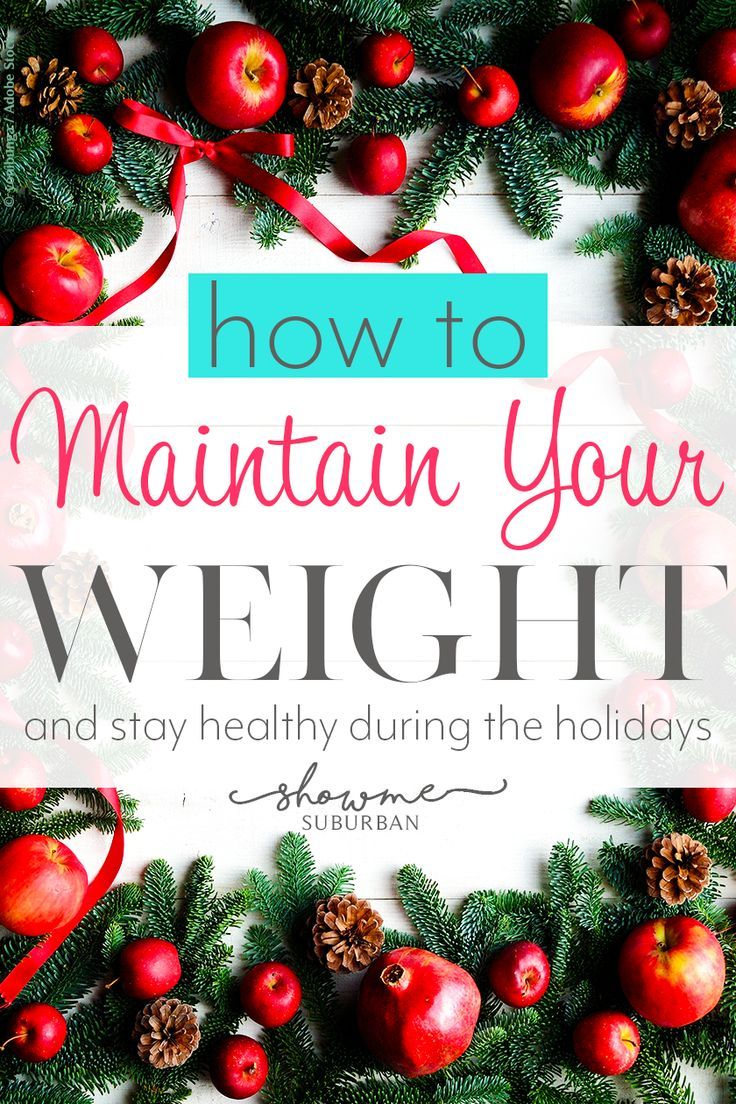 How to Stay Healthy During the Holidays | How to stay ...