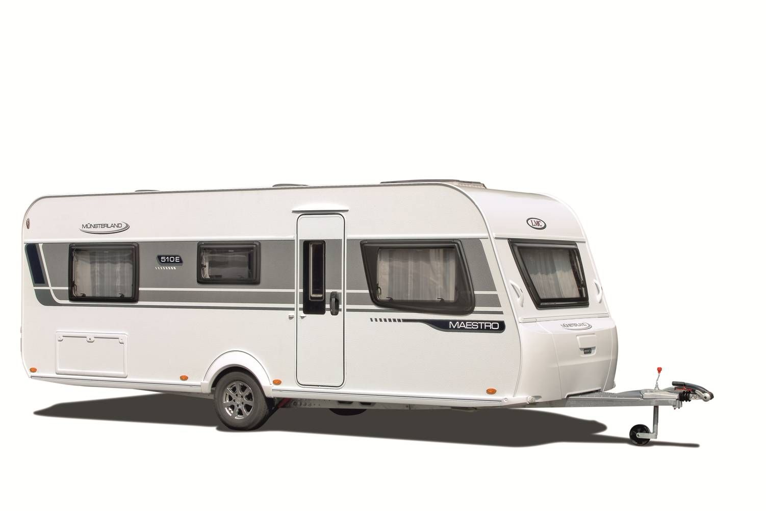 Der Maestro Caravan (510E) erfüllt Wünsche, an die man vorher noch gar nicht gedacht hat! #Caravan #mobilehome #Münsterland #LMC