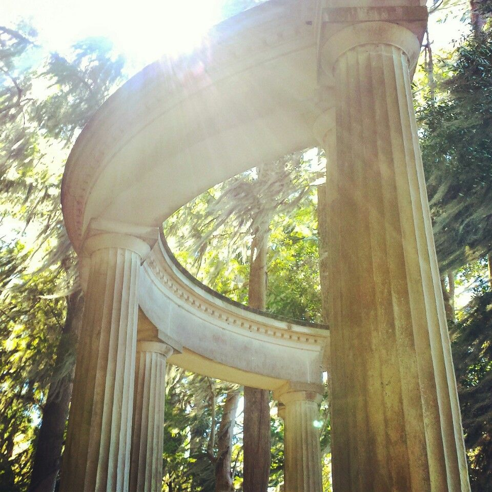 kraft azalea garden in winter park fl florida wedding venues