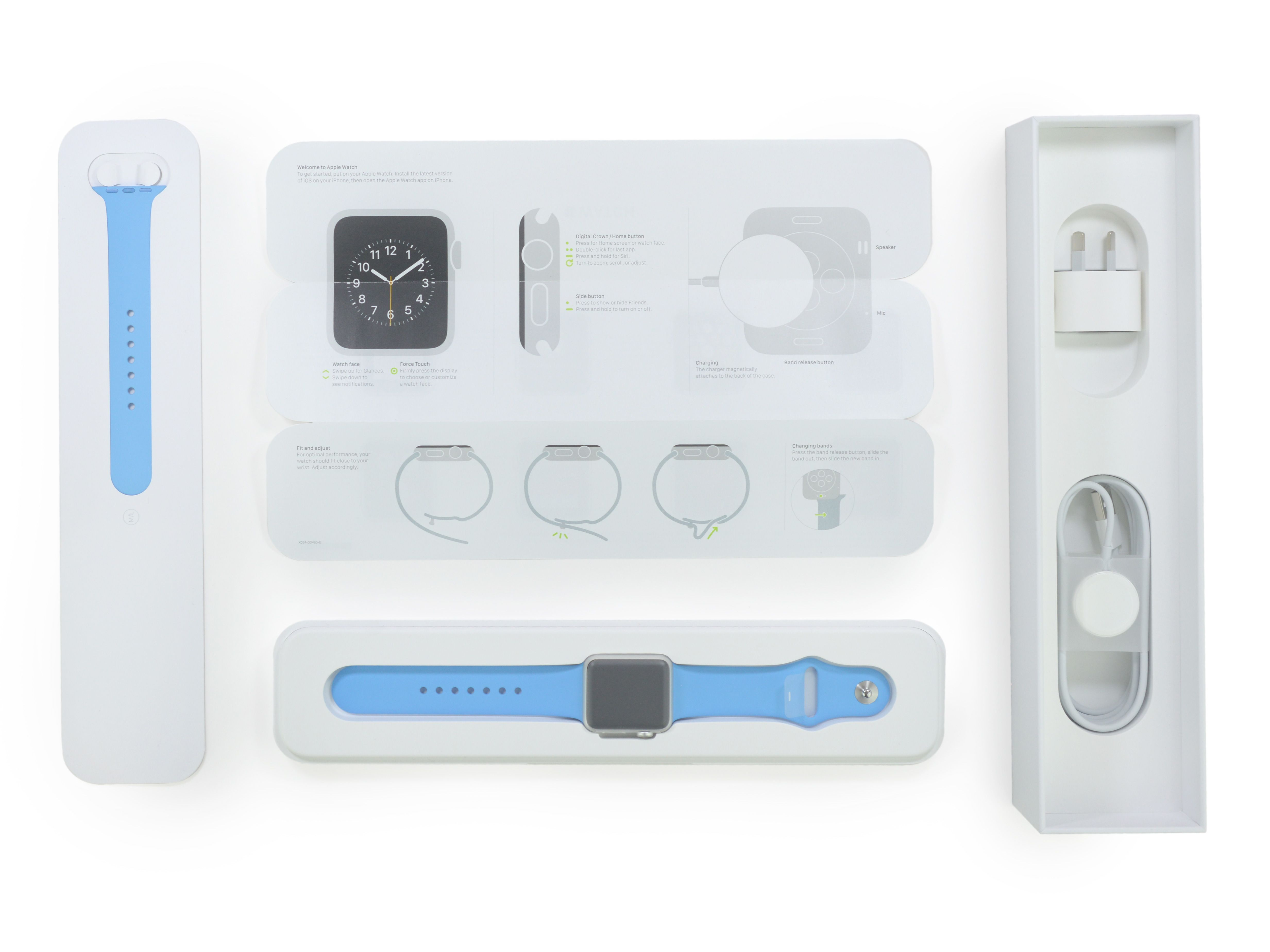 Apple Watch Packaging Apple packaging, Electronic
