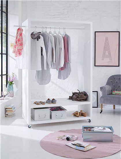 Garderobe Auf Rollen Raum Einrichten Kleine Raume Einrichten
