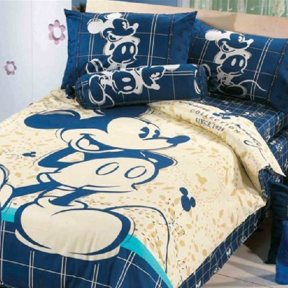 Royal Blue Mickey Mouse Bedding Set | Want | Pinterest | Mickey ...