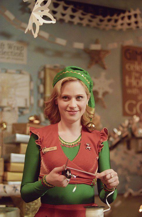 Pictures Photos From Elf 2003 Zooey Deschanel Zooey Deschanel Elf Holiday Movie