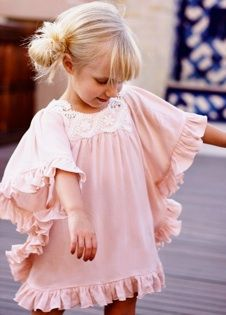 LOVE all of the little clothes on this site.  Classic and feminine perfection.