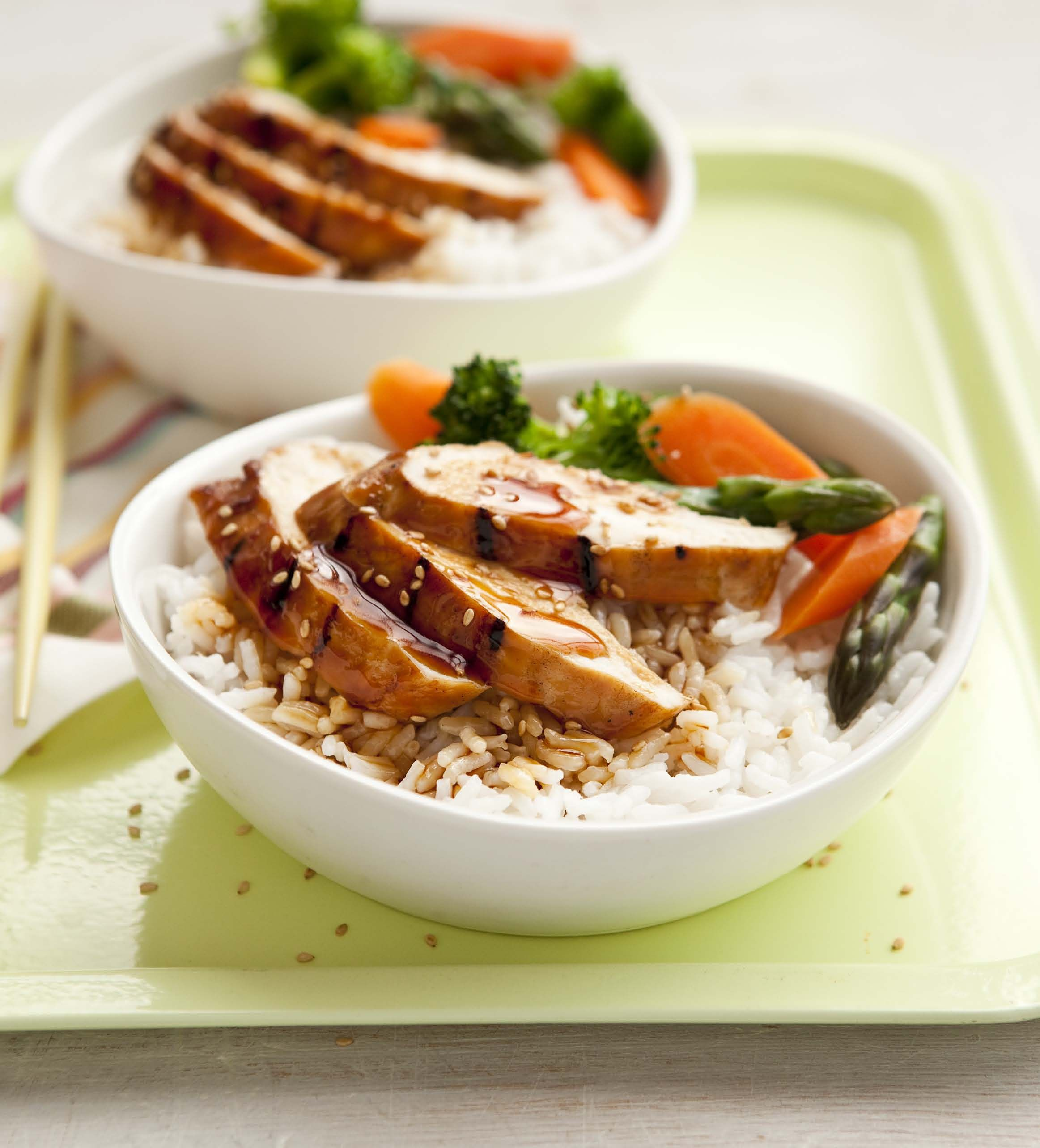 Marinated Teriyaki Chicken Breast