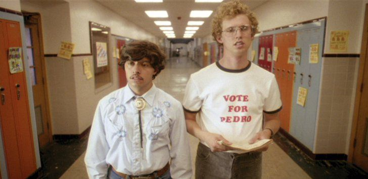 Napoleon and Pedro From Napoleon Dynamite Halloween costumes, Pop - pop culture halloween costume ideas