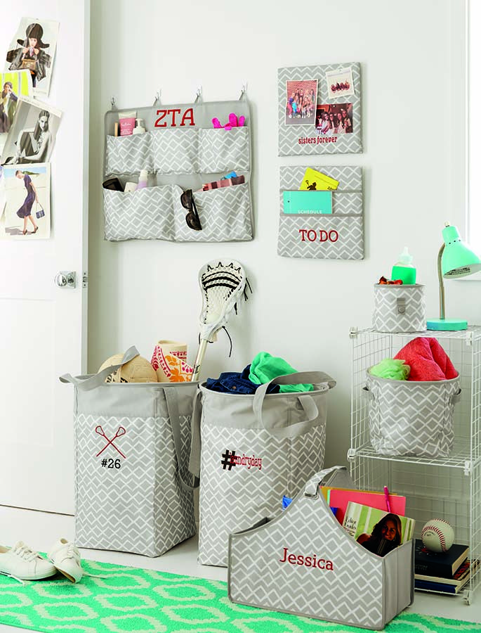 Think Dorm Room Organization! Part 78