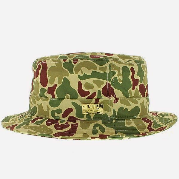 KIX & LIDZ: Camp Original Co The Camo Bucket Hat - Camo...Here is the The Camo Bucket Hat by Camp Original Co in the Camo colorway. This bucket hat is made of 100% polyester and is made in China. You can purchase this bucket hat online at Cranium Fitteds and other Camp Original Co retailers.