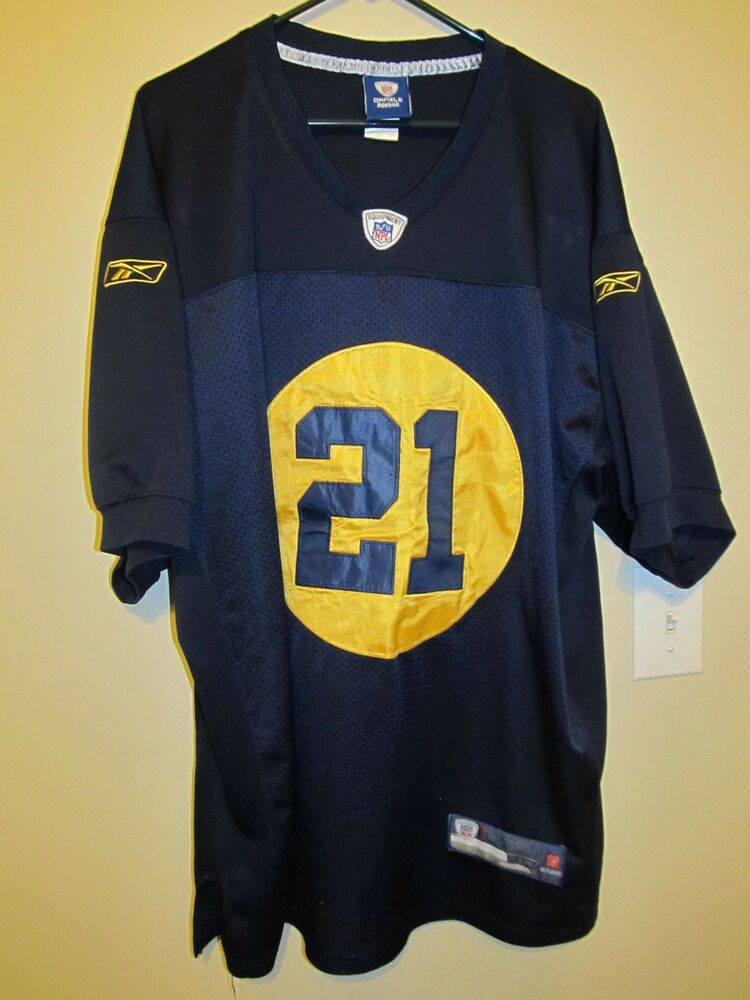 reputable site f20f1 84404 Charles Woodson - Green Bay Packers Throwback Authentic ...