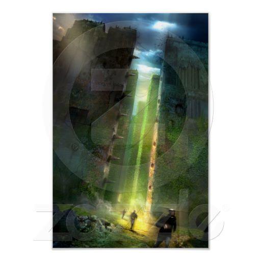 The Maze Runner Poster
