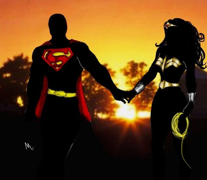 Best 25 Superman Wonder Woman Ideas On Pinterest Geek