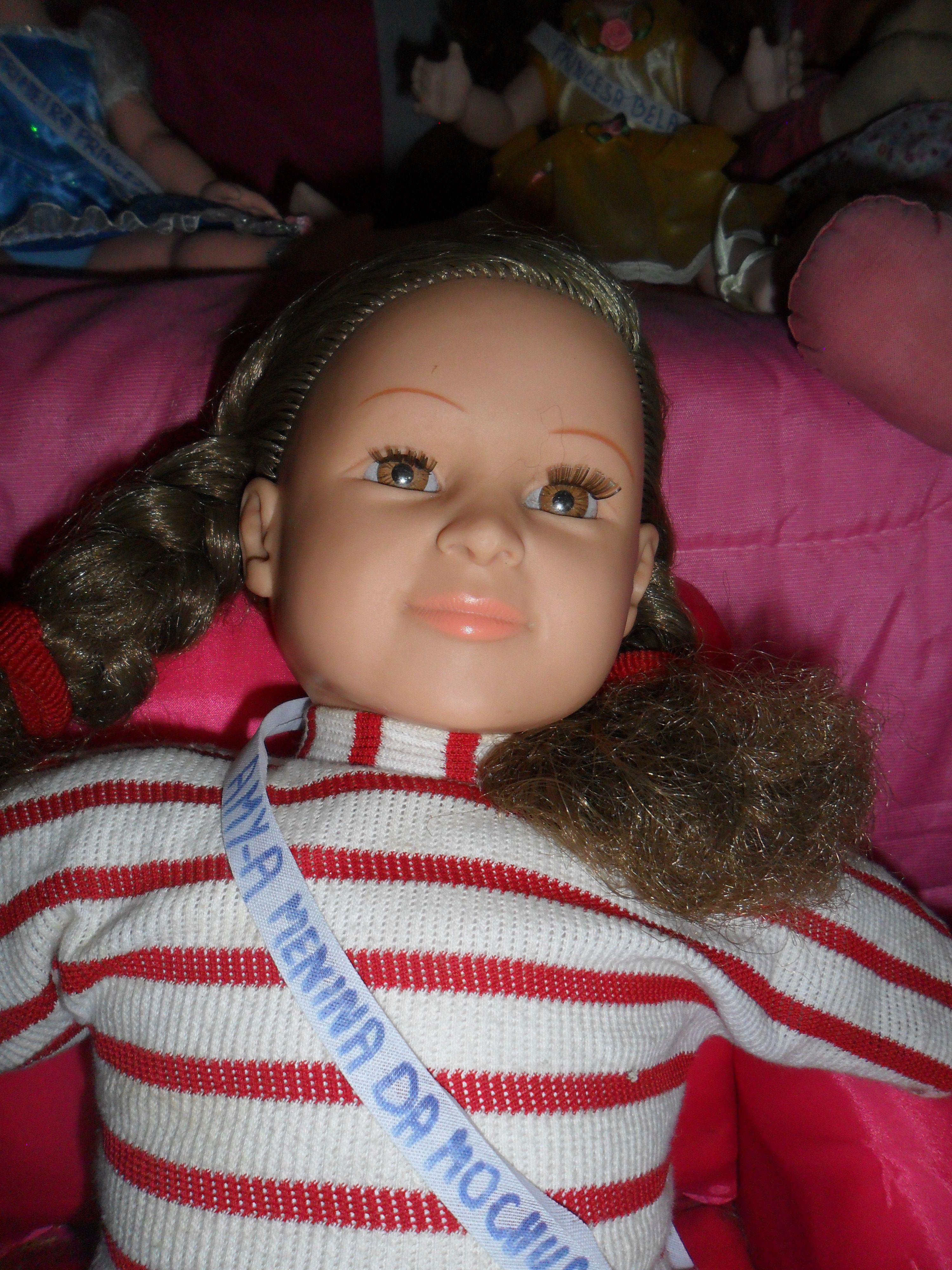 Amy A Mochila Azul boneca amy a menina da mochila azul | bonecas antigas