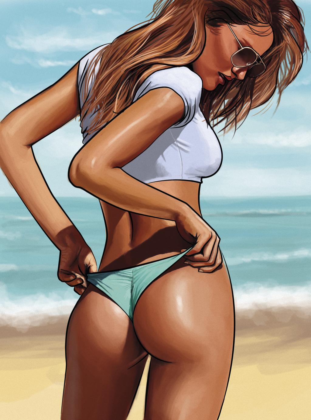 Gta sexy girls
