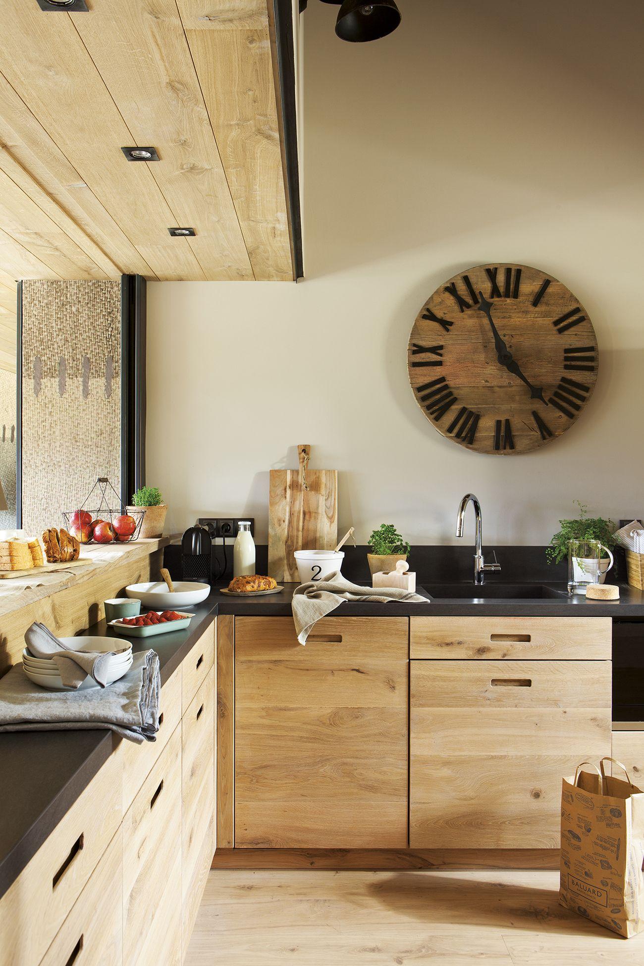 Renueva la encimera y estrena cocina cocinas muebles - Encimera de madera para cocina ...