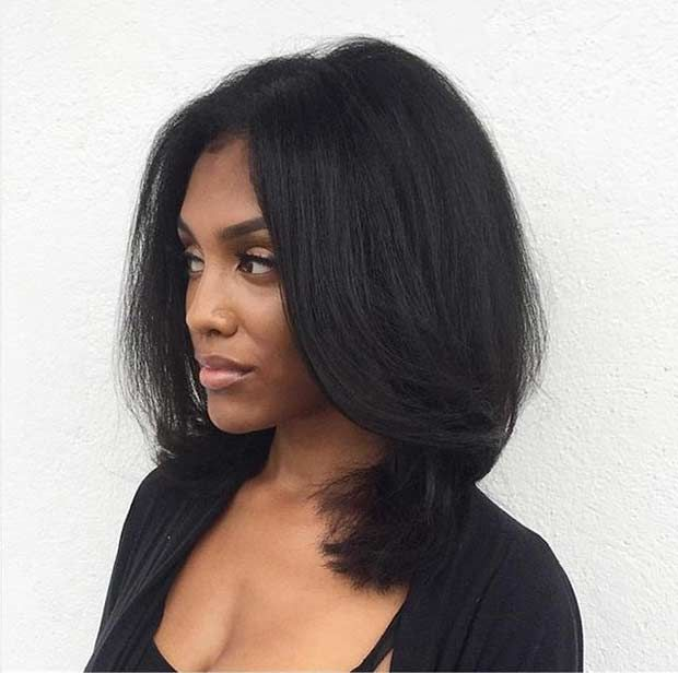 27 Pretty Lob Haircut Ideas You Should Copy In 2017 Lob Haircut