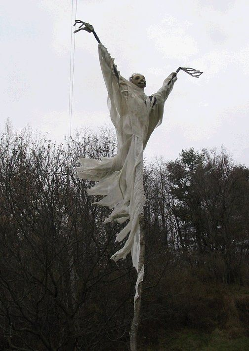 Awesome Halloween Home Decorating Ideas Halloween ideas, Holidays - funny halloween decorating ideas