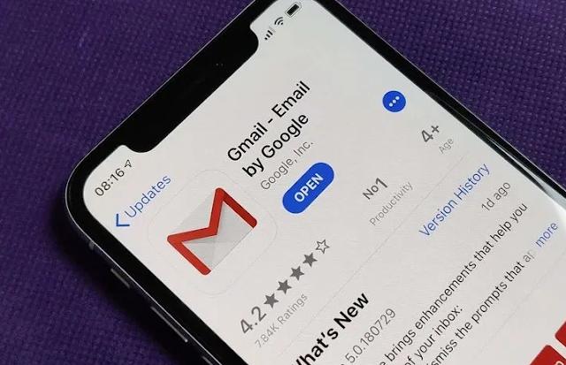 أضافت Google أخير ا إعداد الوضع المظلم إلى تطبيق Gmail على نظام Ios إنه أحد تطبيقات Google القليلة التي Samsung Galaxy Phone Computer Programming Technology