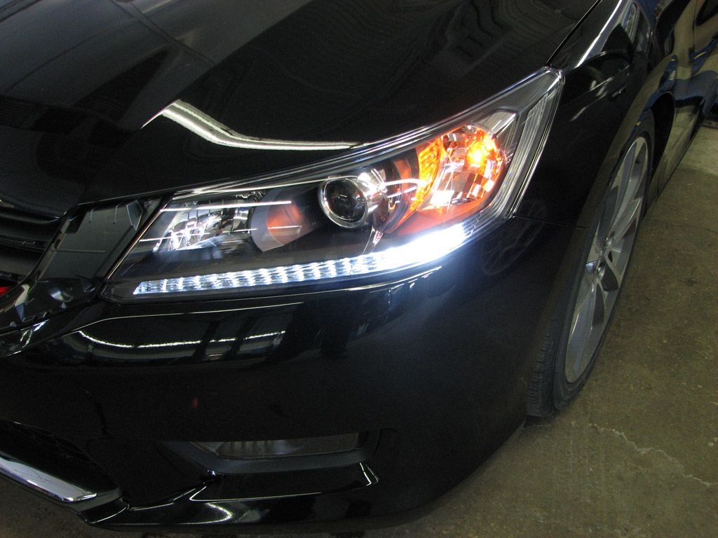 These bright white 13 led wedges are perfect to replace the reverse lights 4dr only honda accord