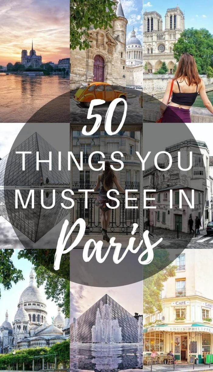 Paris Bucketlist: The Ultimate Guide to Paris, France ...