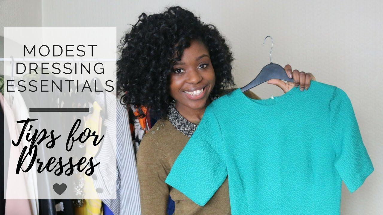 Modest dressing essentials tips for dresses church girl