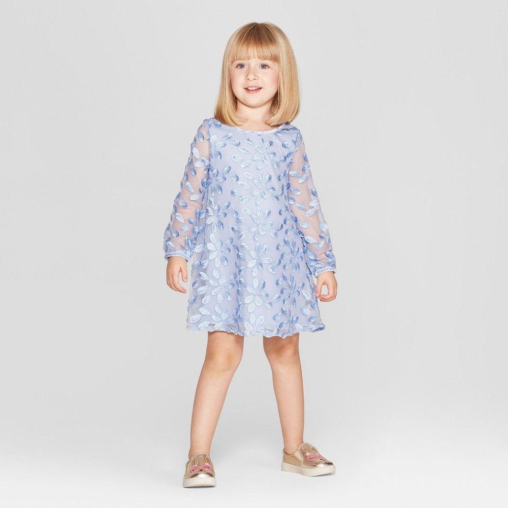 7fe7cb5a8468 Toddler Girls  Embellished A-Line Dress - Genuine Kids from OshKosh ...
