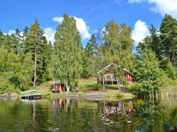 Schwedenhaus Vermittlung Haus Sundet Ferienhaus Schweden Am See Ferienhaus Sudschweden Schweden Urlaub