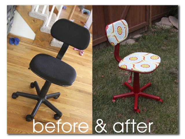 Office Chair Remodel