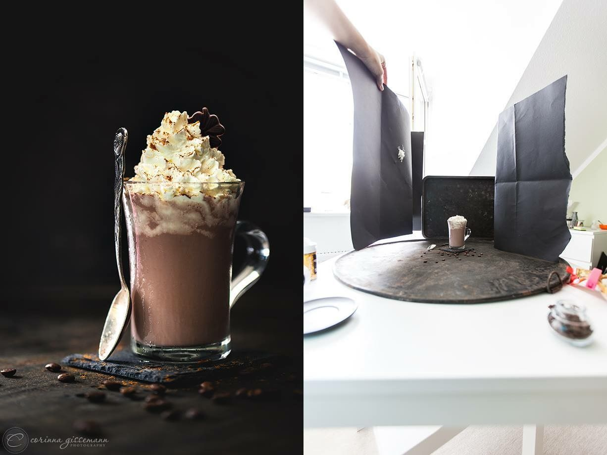 Tutorial lighting drinks and other product photography - Photography Tutorials