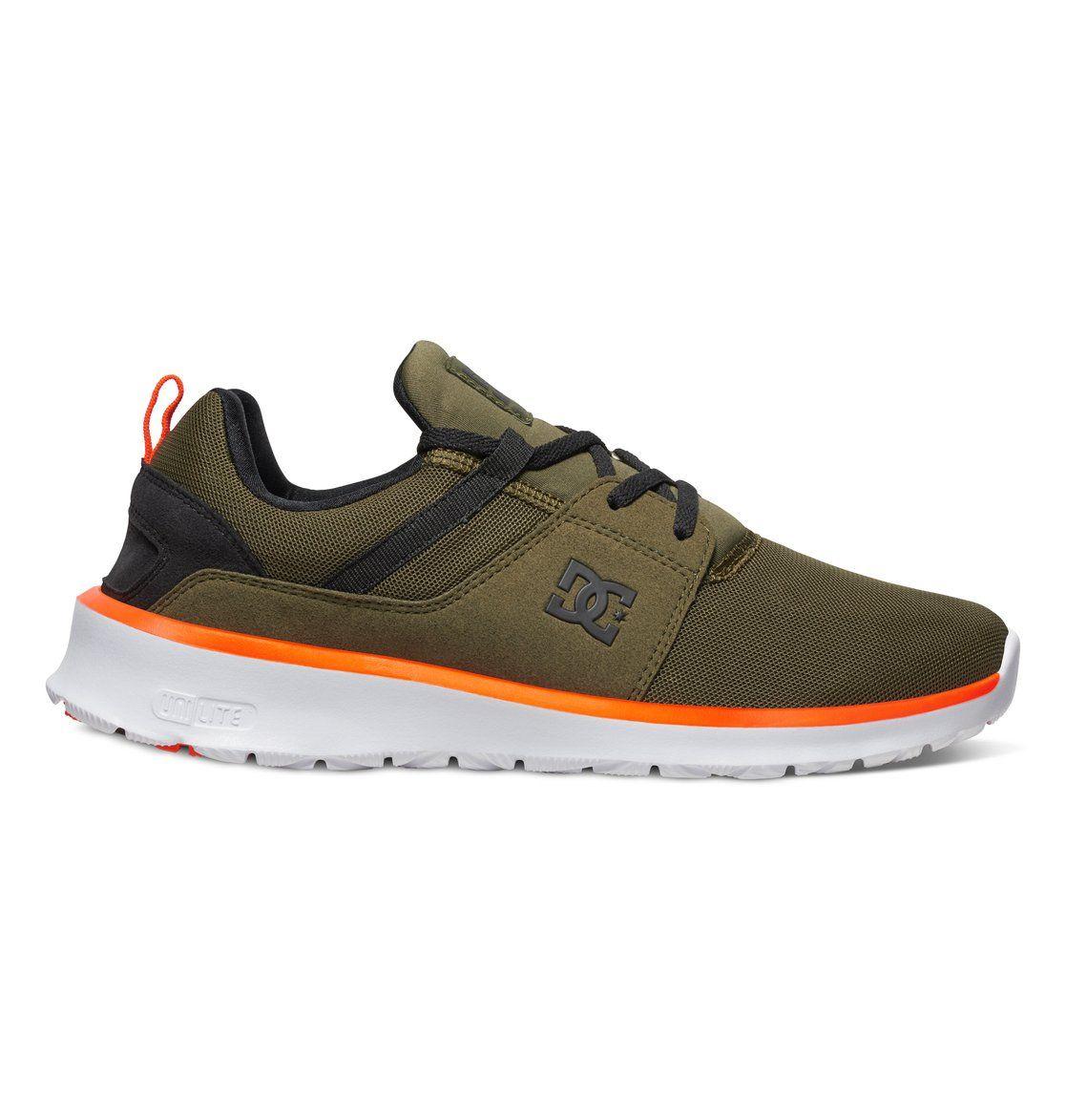 dcshoes, Heathrow - Low-Top Shoes, BLACK/WHITE (bkw)