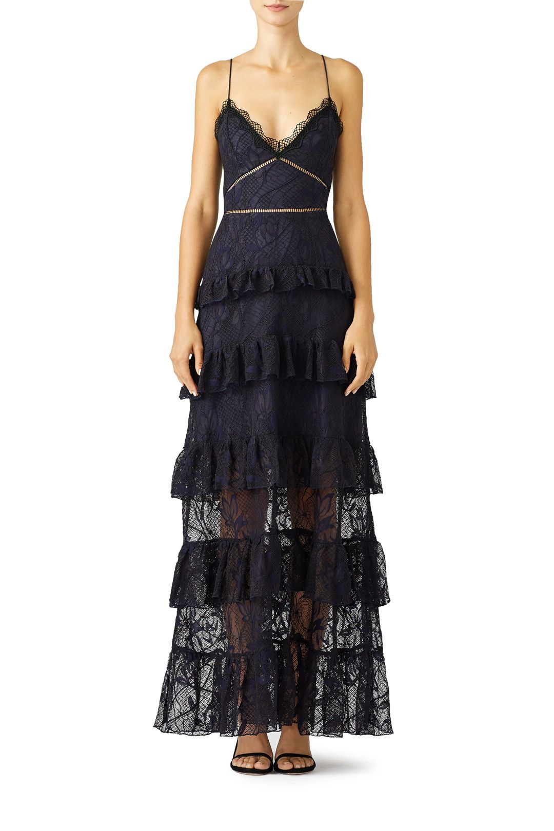 32a1d7c145e Iris Lace Gown by Nicholas for  100 -  120