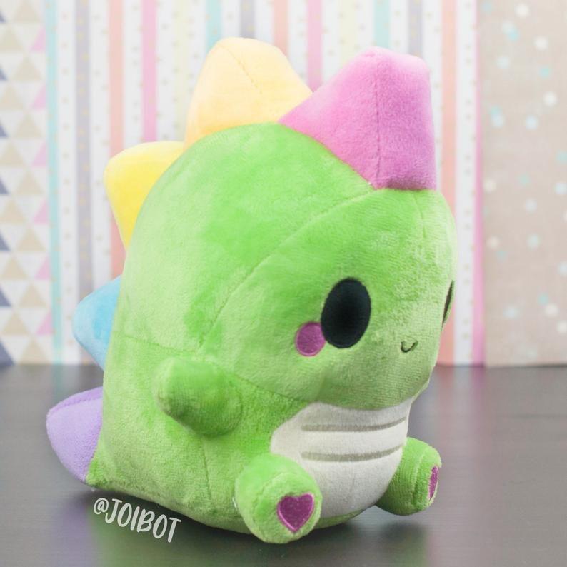 Toyko Cute /& Creepy Spider Meowchi Plush!