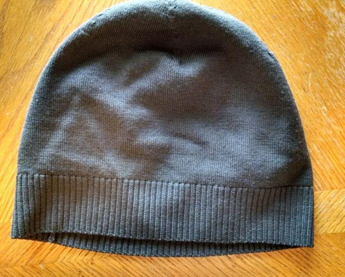 3c5b9425bdd Rick Owens Limo Wool Beanie Size One Size  97 - Grailed ...