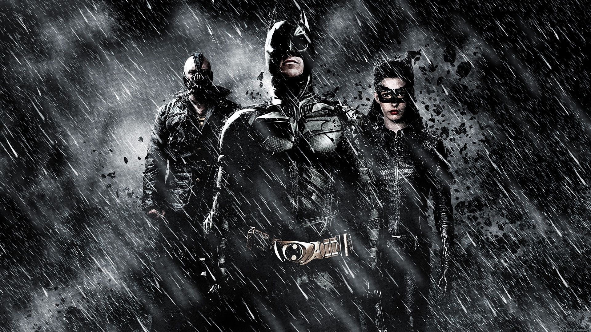 The Dark Knight Rises Movie Wallpapers HD 1080p