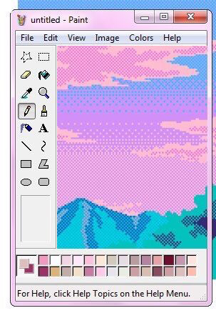 Colors Tumbr Di 2020 Bingkai Foto Kreatif Seni