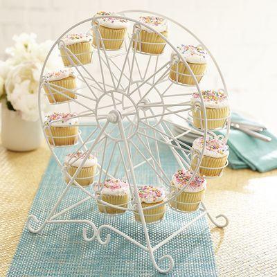 Ferris Wheel Cupcake Stand   misckatiestuff   Cake ...