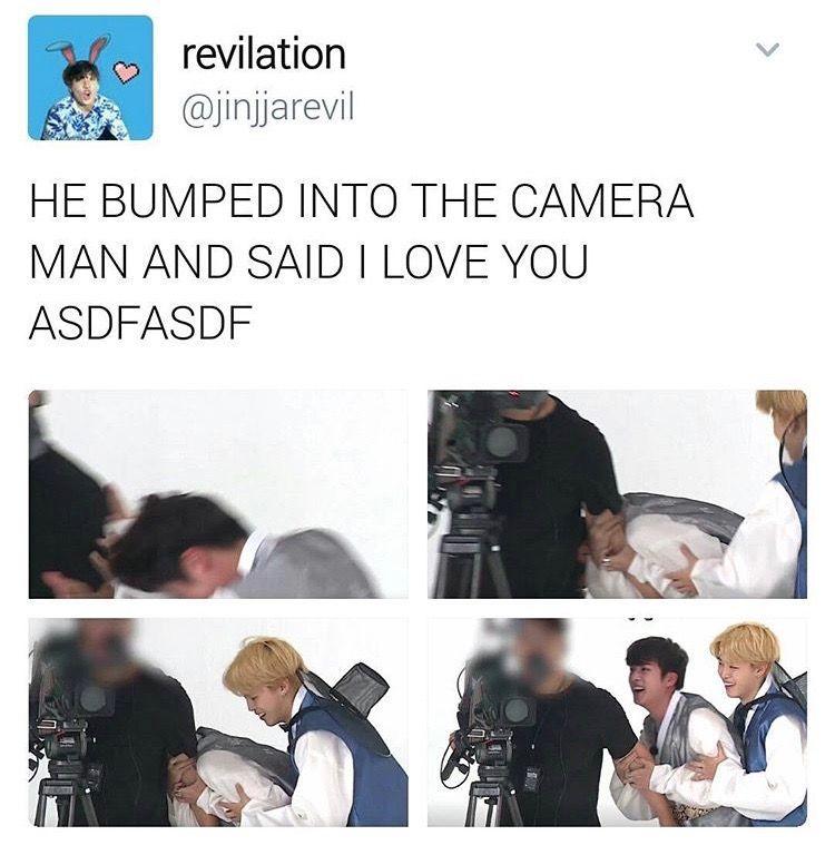 That S Seokjin For You Man Full Of Love Bts Memes Hilarious Bts Funny Kpop Memes Bts