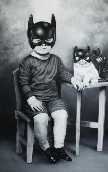 Zoe Byland Artist Interview Cat Art Art
