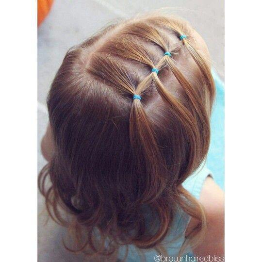 Peinados ninas Peinados Pinterest Peinados niños, Peinados y - peinados de nia faciles de hacer