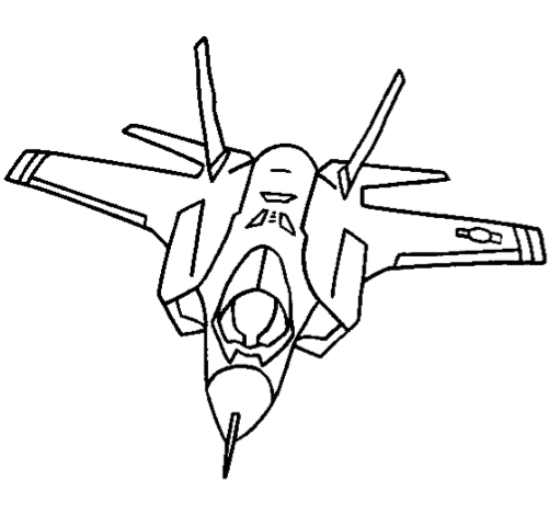 Air Force Coloring Sheet | Military | Pinterest | Colouring pages ...