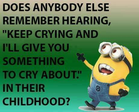 Crying Minion Quotes Minions Quotes Minion Jokes