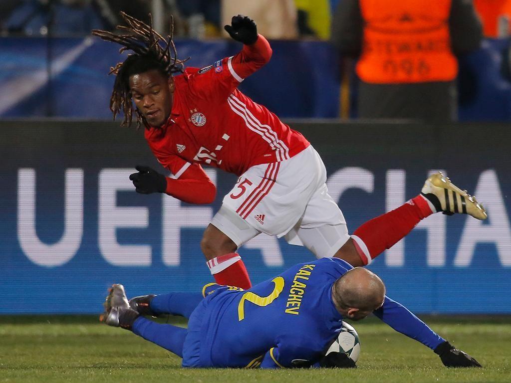 Bayern com Renato Sanches segura liderança isolada