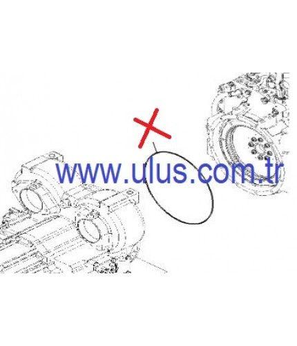 424-13-11110 O-RING Motor volant tork bağlantı Oringi