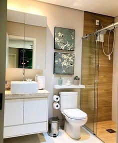 Photo of Banheiro simples: 110 propostas para aproveitar o que você já tem