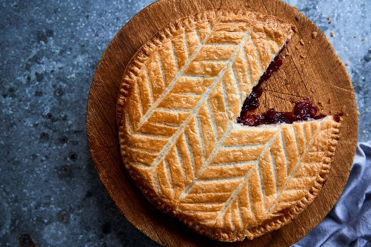 Cranberry Pithivier Recipe Food Recipes Food Food 52