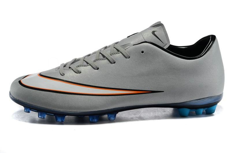 9a6705d0cb9d Nike Mercurial Superfly X CR7 AG 2018 World Cup Boots grey white blue black