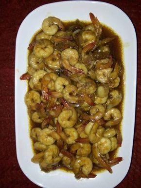 Resep Masak Udang Saus Tiram : resep, masak, udang, tiram, Resep, Udang, Mentega, Tiram, Dapur, Clara, (Christin, Kandou), Udang,, Makanan,